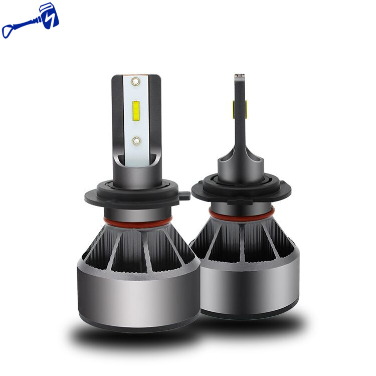 H7 Led Headlight Bulbs For Yamaha Golf Cart